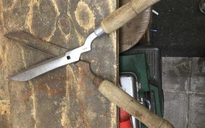 Shears Sharpening